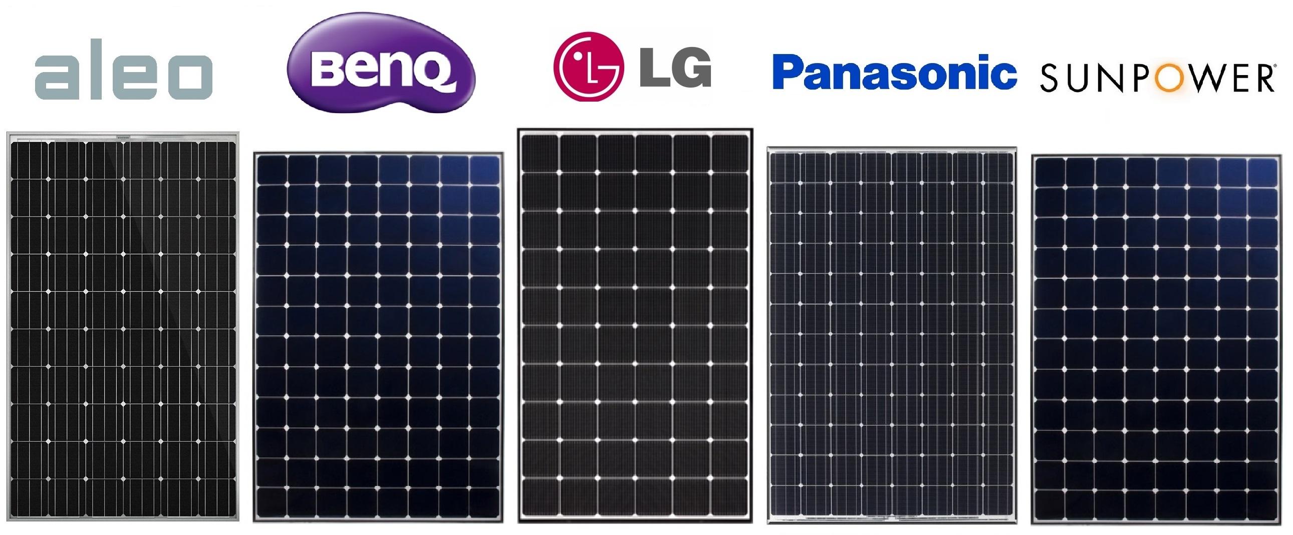 5 Moduli Fotovoltaici ad alta efficienza a confronto Solsolis - La tua 80